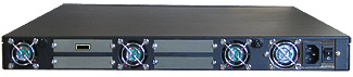 Rackmount R1U REM SATA to mini-SAS Enclosures