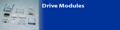 PDE manufactured hard drive kit and drive modules.