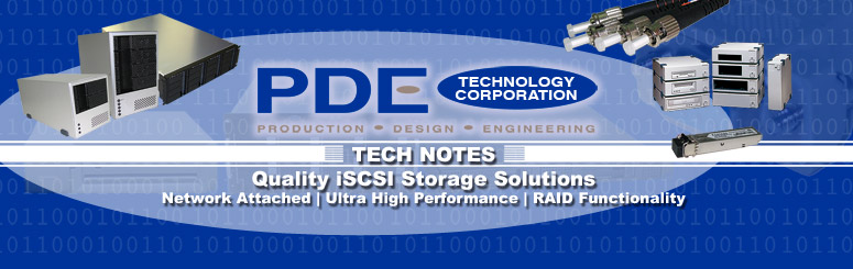 iSCSI Storage Solutions