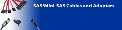 Professional Mini-SAS and SAS Cable Solutions