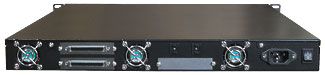 Rackmount R1U TAPE Enclosures BACK