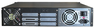 Rackmount R2U Enclosures TAPE BACK