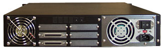 Rackmount R2U BACK TAPE Enclosures