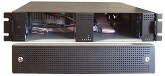 Rackmount R2U FRONT TAPE Enclosures