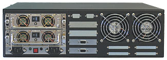 Rackmount R3U16 16HDD Enclosures