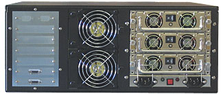 Rackmount R4U 12HDD 4 BAY Enclosures