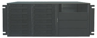 Rackmount R4U 12HDD 4 BAYS Enclosures
