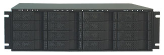 Rackmount R3U 16HDD Enclosures