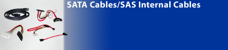 SATA Cable and SAS Cable Connections from PDE